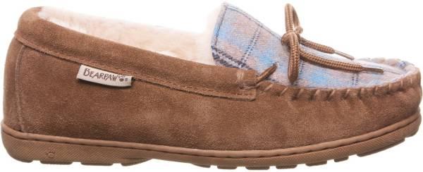 BEARPAW Women's Mindy II Plaid Slippers product image