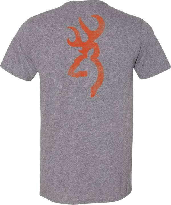 Browning Men's Distress Buckmark T-Shirt product image