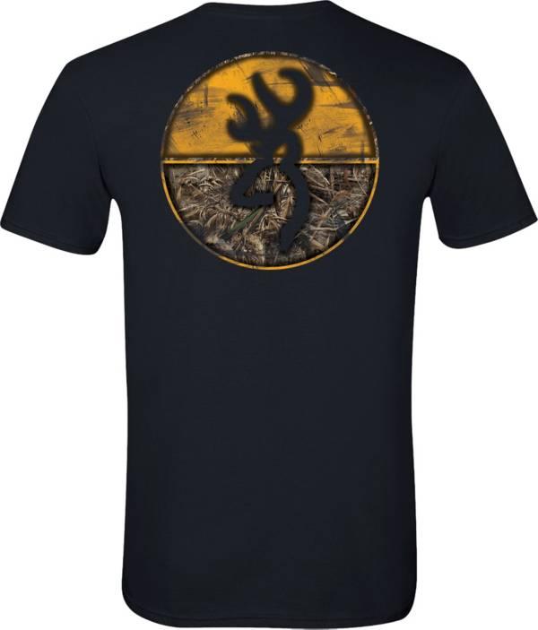Browning Men's RealTree Max-5 Circle T-Shirt product image
