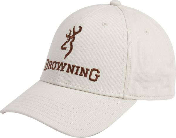 Browning Men's Deluxe Tan Buck Mark Hat product image