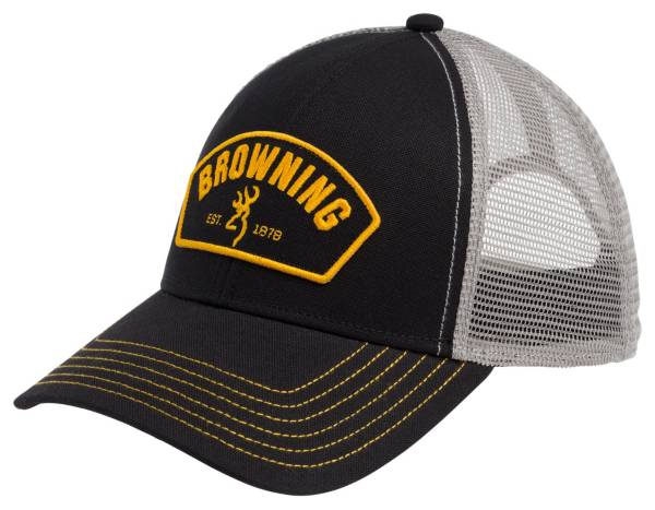 Browning Men's Deputy Gold Snapback Hat product image