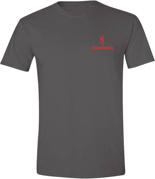 Browning Men's Tonal Flag T-Shirt product image