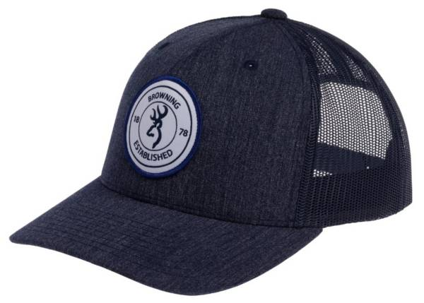 Browning Men's Scout Blue Snapback Hat product image