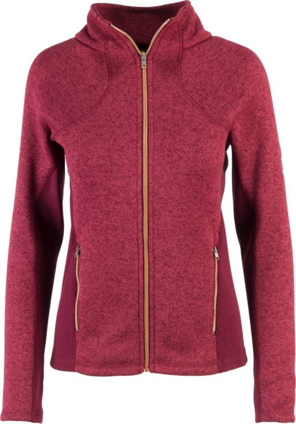 Browning Women's Hyacinth Zip Up Sweater product image