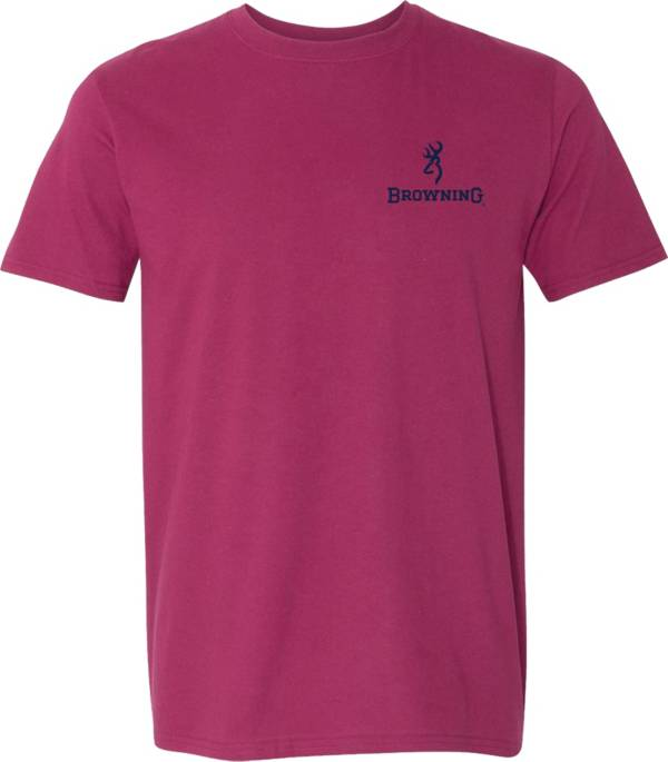 Browning Women's Browning Rifle Flag T-Shirt product image