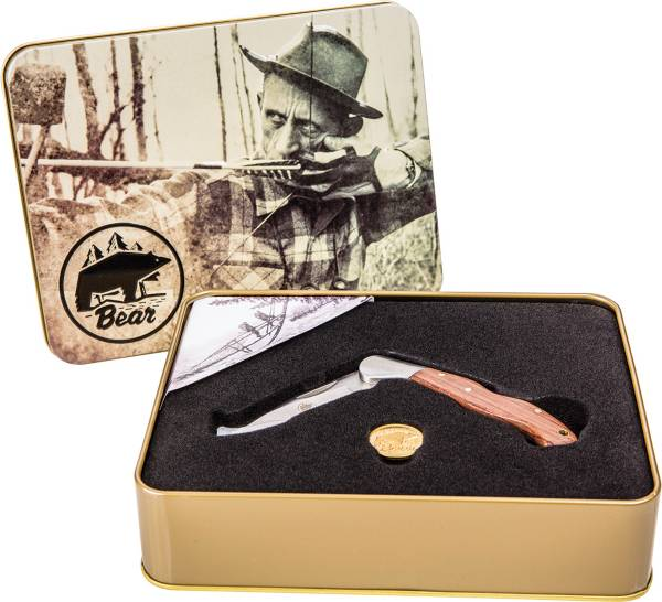 North America Archery Fred Bear Knife Tin product image