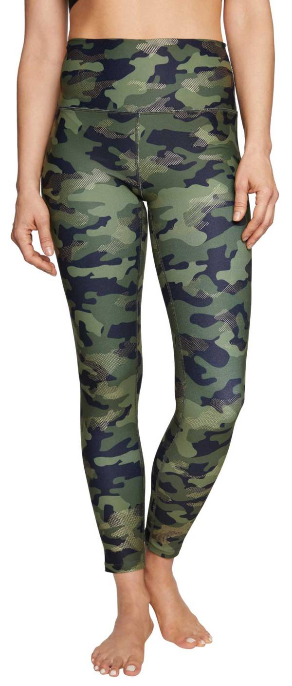 Betsey Johnson Women's Camo High Rise Ankle Legging product image