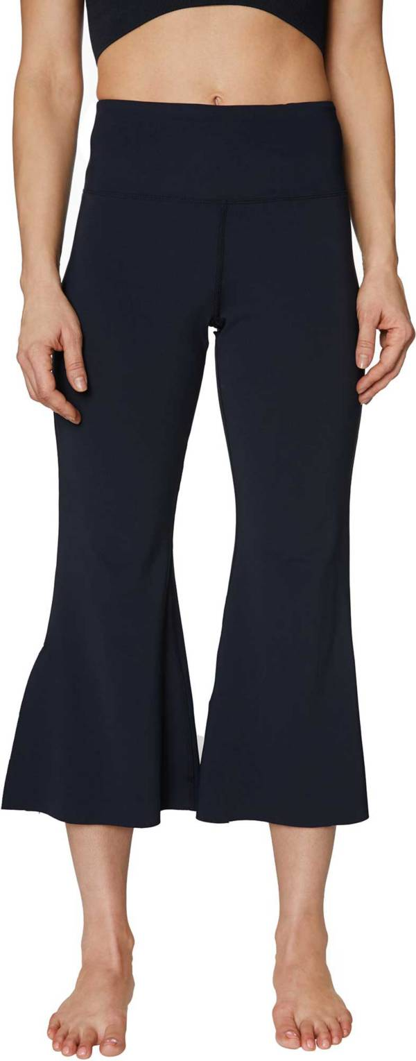 Betsey Johnson Women's Split Hem Flare 7/8 Pant product image