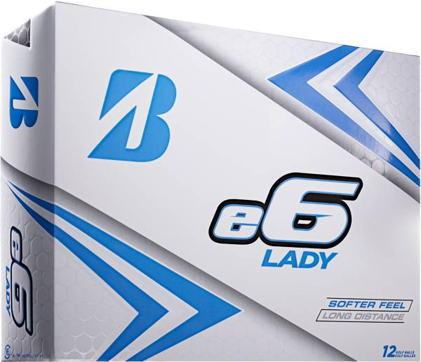 Bridgestone Women's 2019 e6 LADY Personalized Golf Balls product image