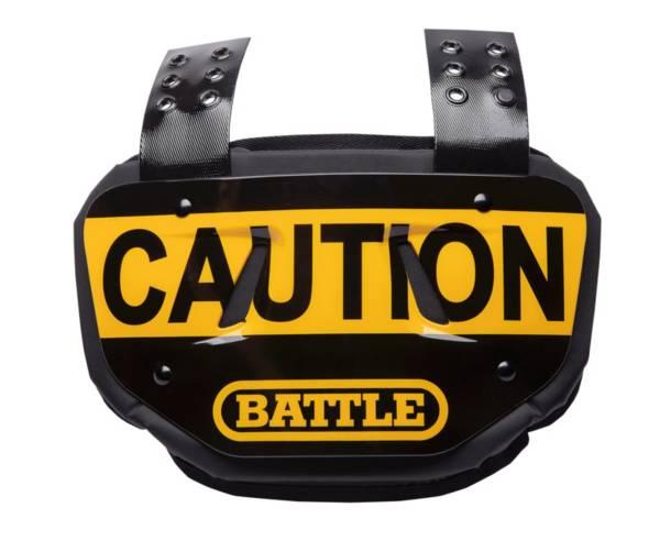 Battle Adult Chrome Football Back Plate product image