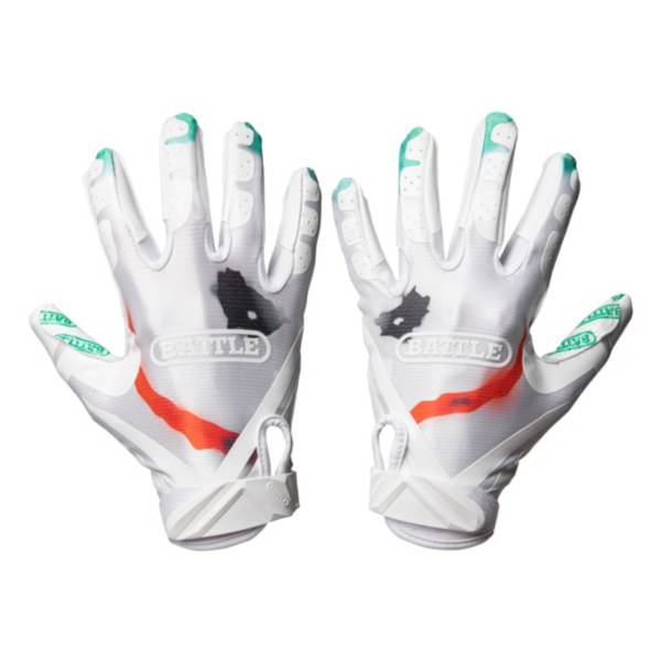 Battle Adult Double Threat Receiver Gloves product image