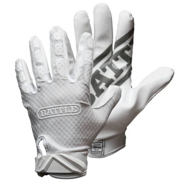 Battle Adult Triple Threat Receiver Gloves 2019 product image