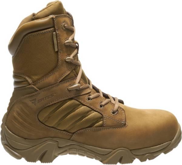 Bates Men's GX-8 Waterproof Composite Toe Side Zip Work Boots product image