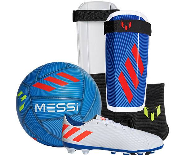 adidas Youth Messi Soccer Package product image