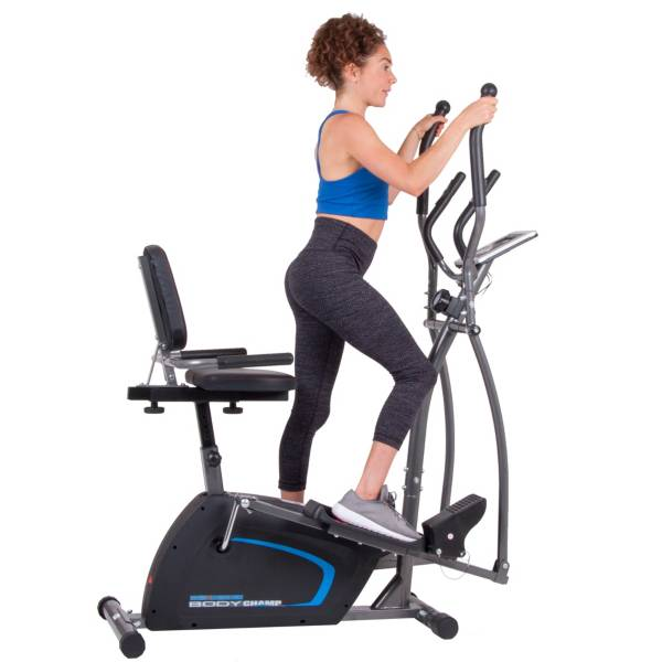Body Champ 3-in-1 Trio-Trainer Workout Machine product image