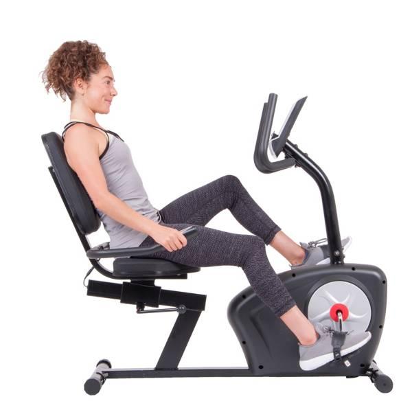 Body Champ Recumbent Exercise Bike product image