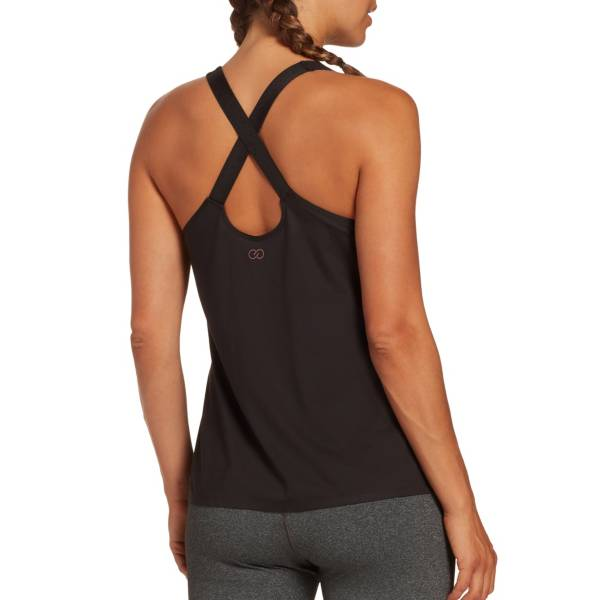 CALIA by Carrie Underwood Women's Support Cross Back Tank Top product image