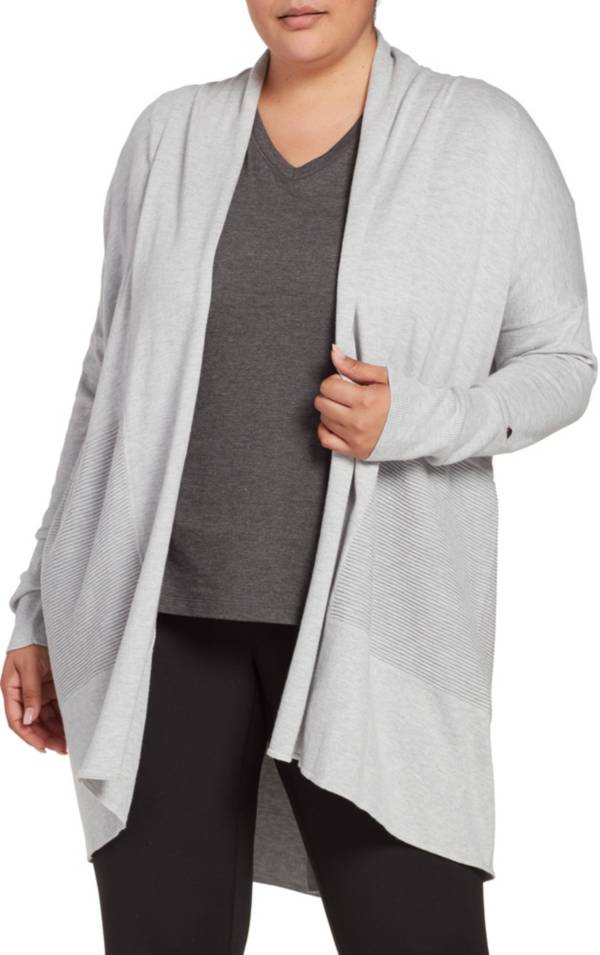 CALIA by Carrie Underwood Women's Plus Size Journey Cardigan Sweater product image