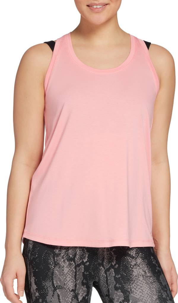 CALIA by Carrie Underwood Women's Crossed Back Tank Top product image
