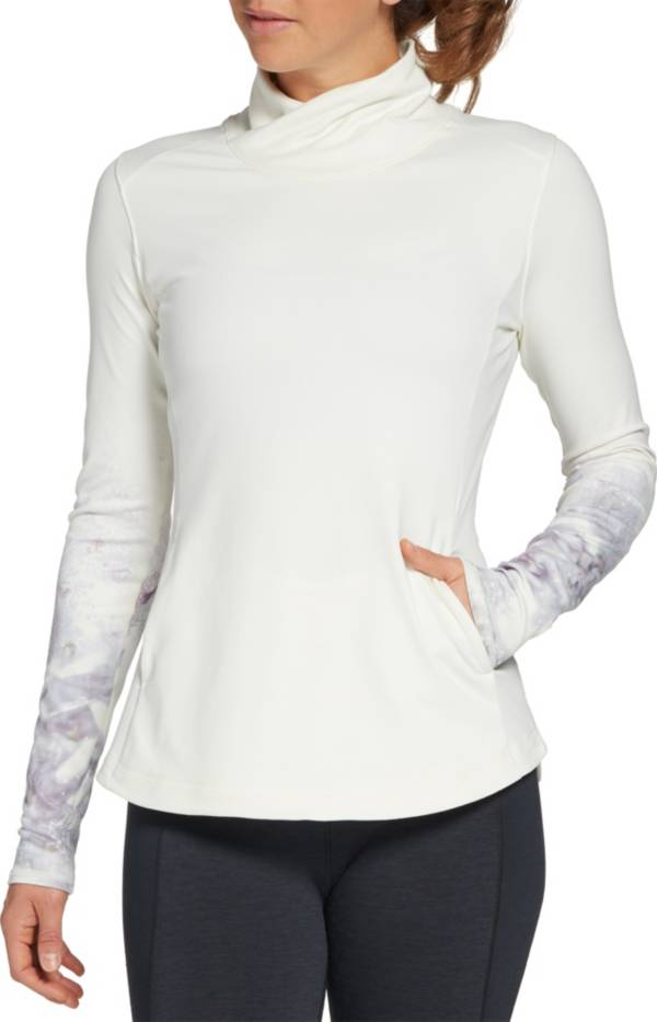 CALIA by Carrie Underwood Women's Warm Printed Long Sleeve Shirt product image