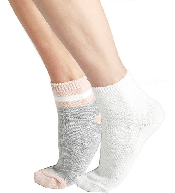 CALIA by Carrie Underwood Effortless Quarter Socks - 2 Pack product image