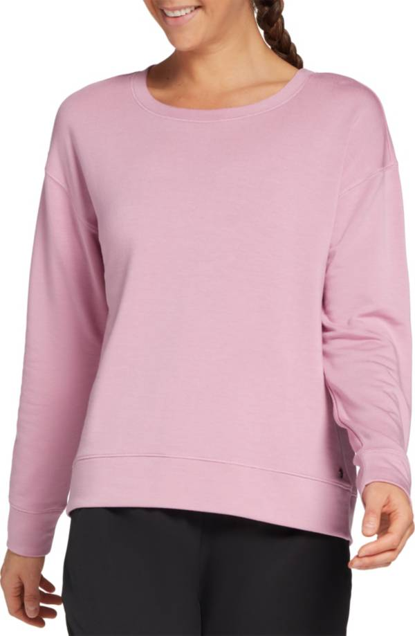 CALIA by Carrie Underwood Women's Effortless Keyhole Sweater product image