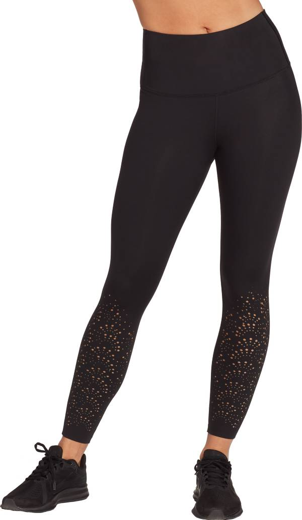 CALIA by Carrie Underwood Women's Power Sculpt Perforated 7/8 Tights product image