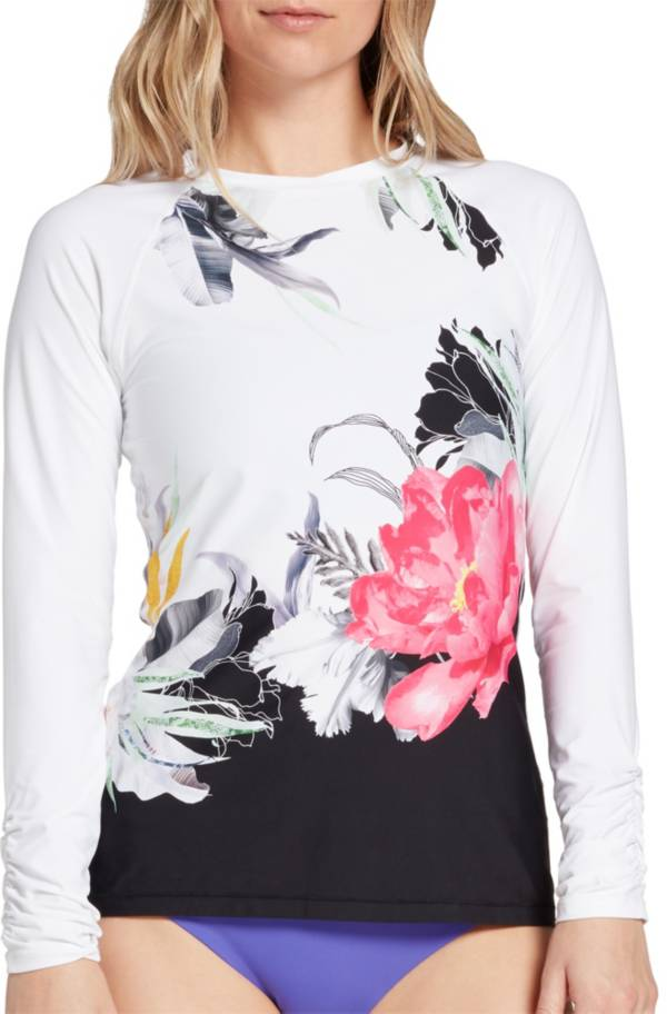 CALIA by Carrie Underwood Women's Printed Long Sleeve Rashguard product image