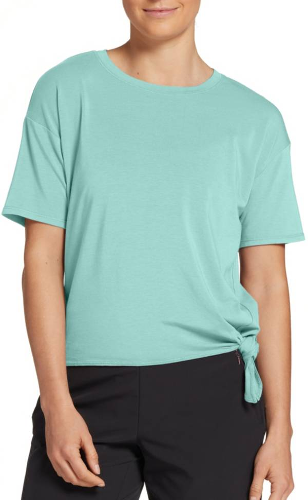 CALIA by Carrie Underwood Women's Side Tie T-Shirt product image