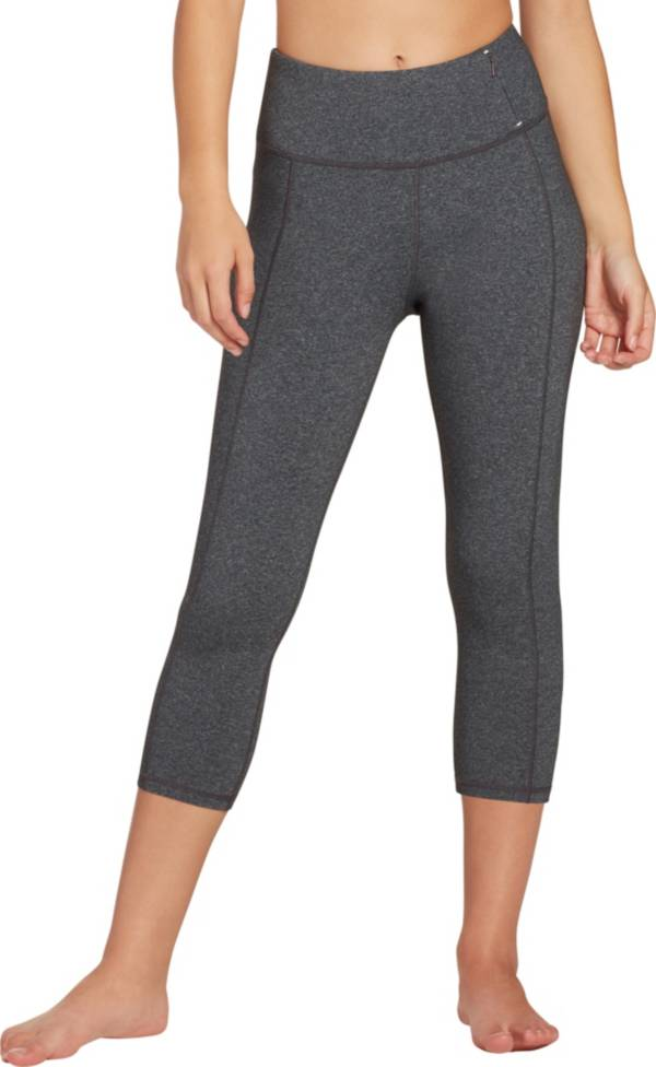 CALIA by Carrie Underwood Women's Essential Heather High Rise Capris product image