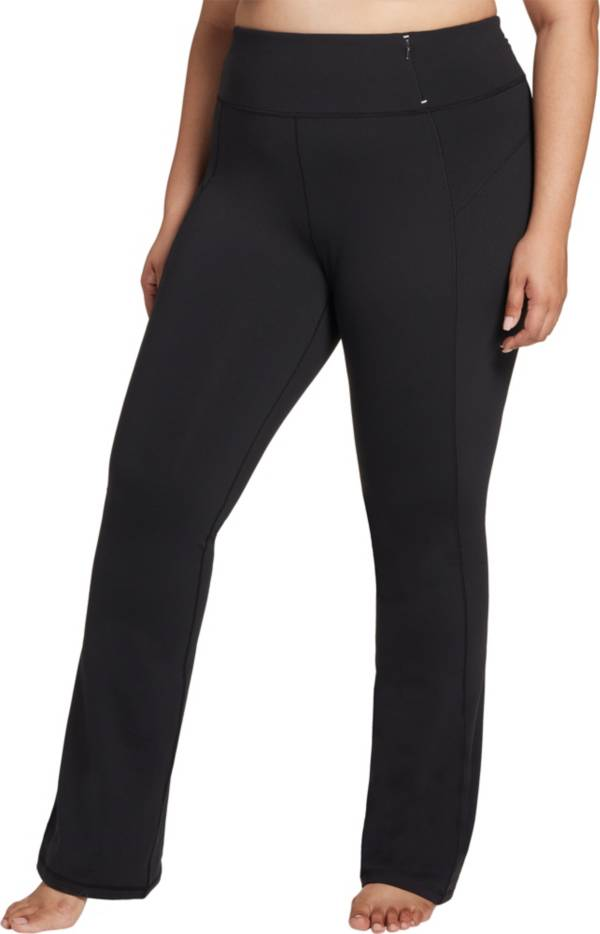 CALIA by Carrie Underwood Women's Plus Size Essential High Rise Flare Pants product image