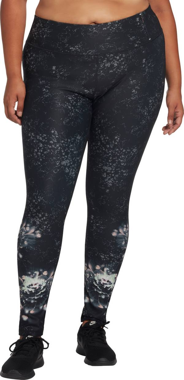 CALIA by Carrie Underwood Women's Plus Size Essential Printed Leggings product image