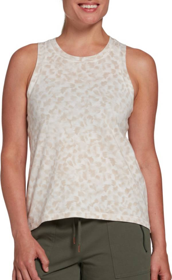 CALIA by Carrie Underwood Women's Everyday High Neck Muscle Tank Top product image