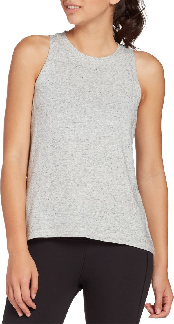 CALIA by Carrie Underwood Women's Everyday High Neck Muscle Tank Top (Regular and Plus) product image