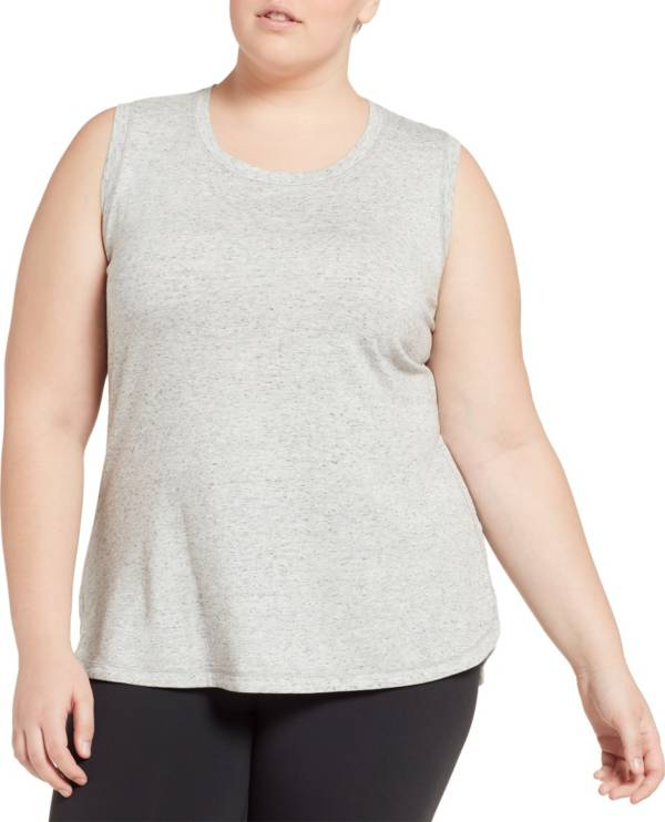 CALIA by Carrie Underwood Women's Plus Size Everyday Heather Tank Top product image