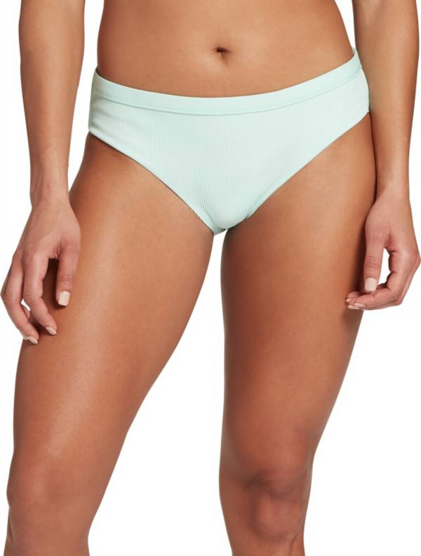 CALIA by Carrie Underwood Women's Wide Banded Rib Bikini Bottoms product image