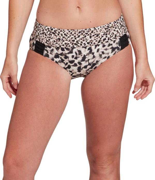 CALIA by Carrie Underwood Women's Weave Boy Short Swim Bottoms product image