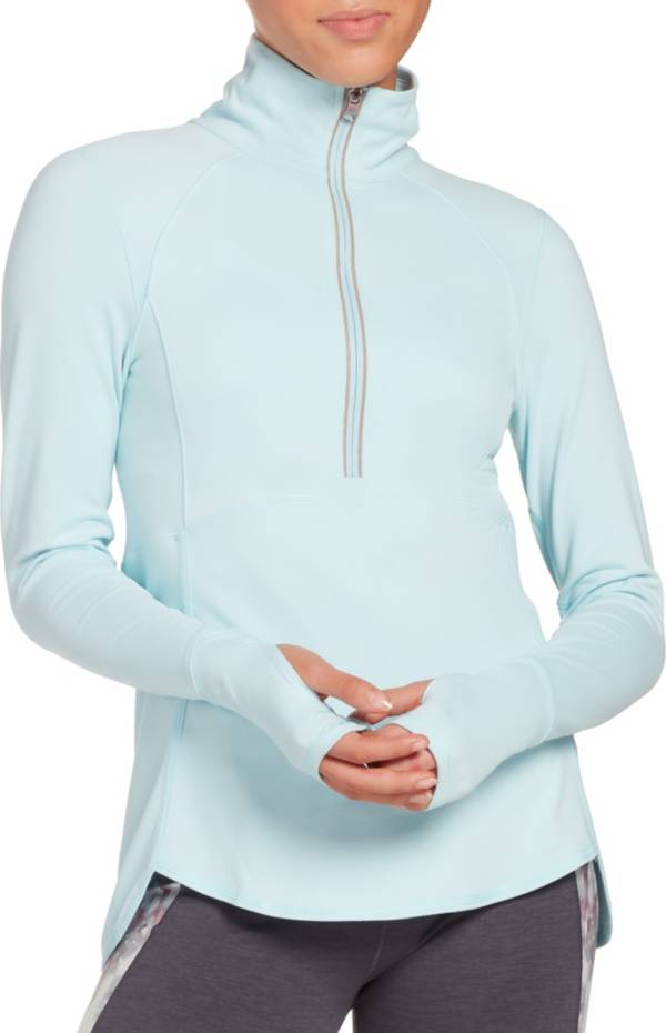 CALIA by Carrie Underwood Women's Cold Weather Compression Layering 1/2 Zip Long Sleeve Shirt product image