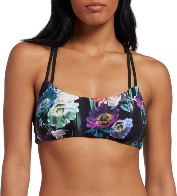 CALIA by Carrie Underwood Women's Double Strap Bikini Top product image