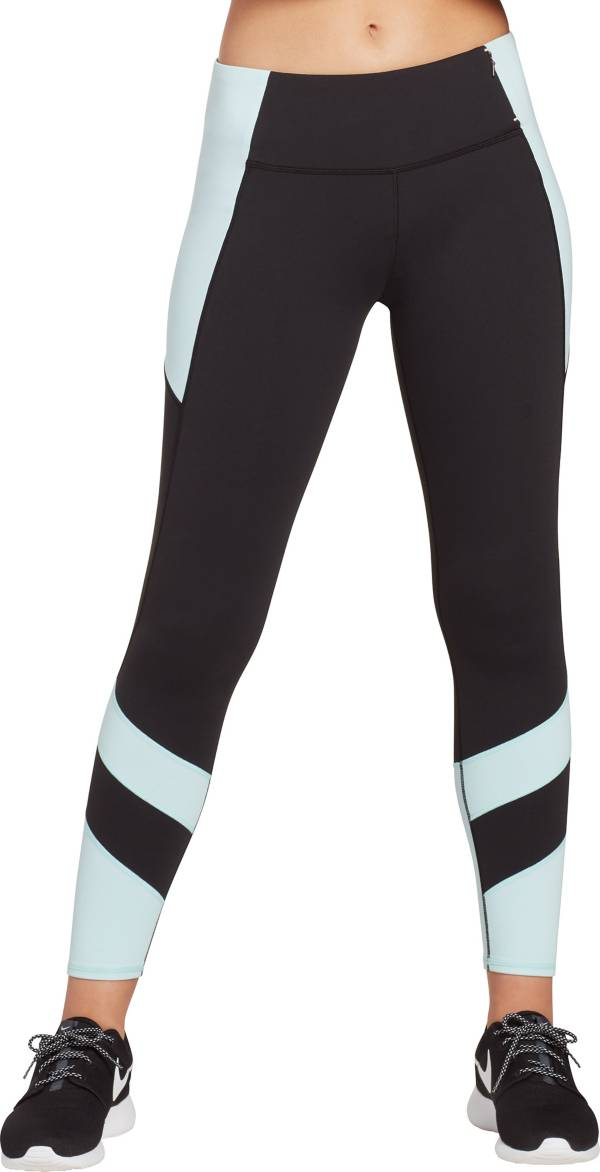 CALIA by Carrie Underwood Women's Essential Midrise Colorblock 7/8 Leggings product image