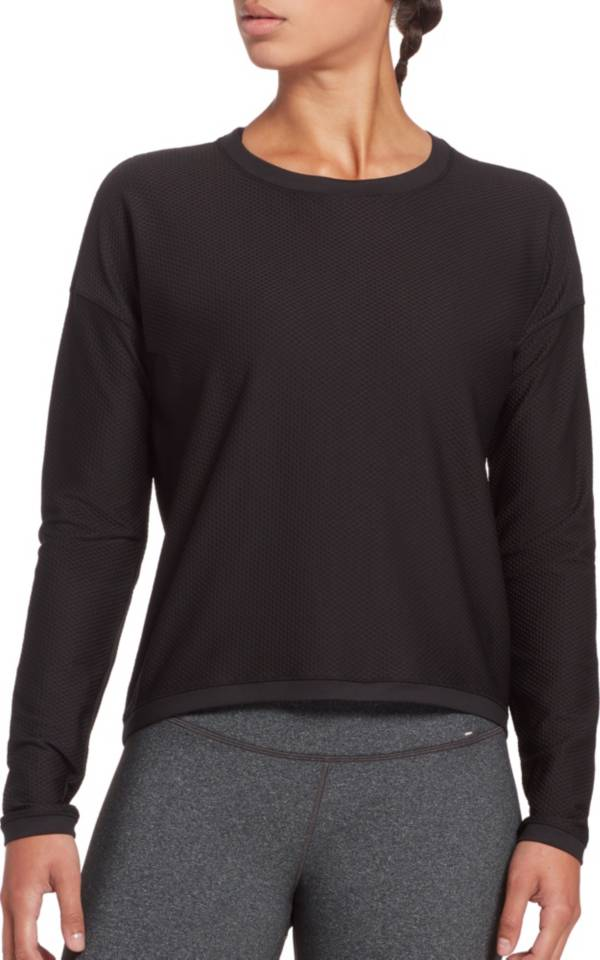 CALIA by Carrie Underwood Women's Move Mesh Long Sleeve Shirt product image