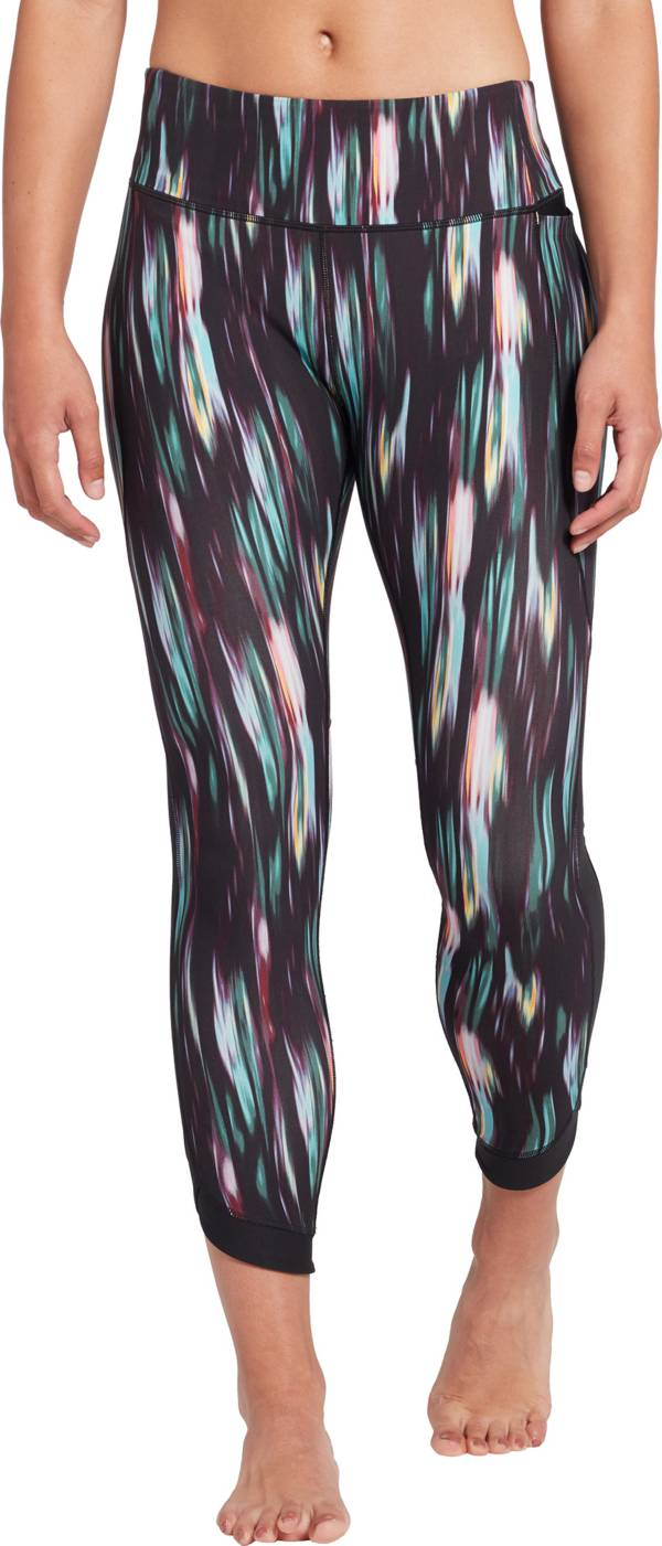 CALIA by Carrie Underwood Women's Energize Printed Tulip Hem 7/8 Leggings product image