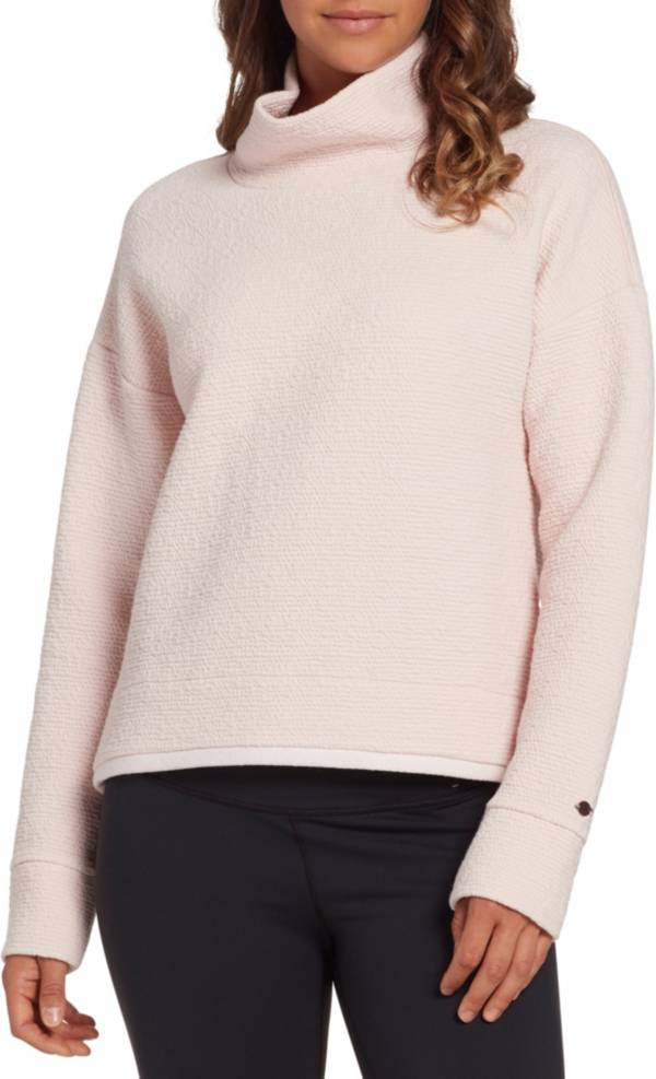 CALIA by Carrie Underwood Women's Cloud Funnel Neck Pullover product image