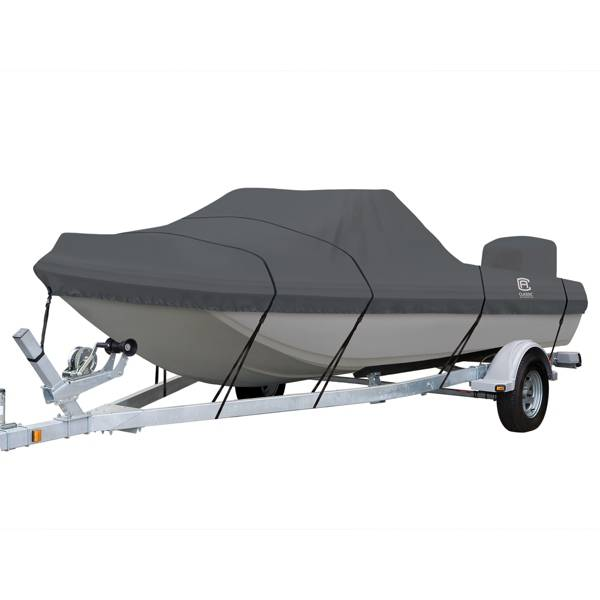 Classic Accessories StormPro Tri-Hull Boat Cover product image