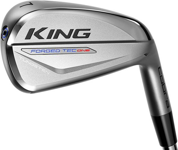 Cobra KING Forged Tec ONE Length Irons – (Steel) product image