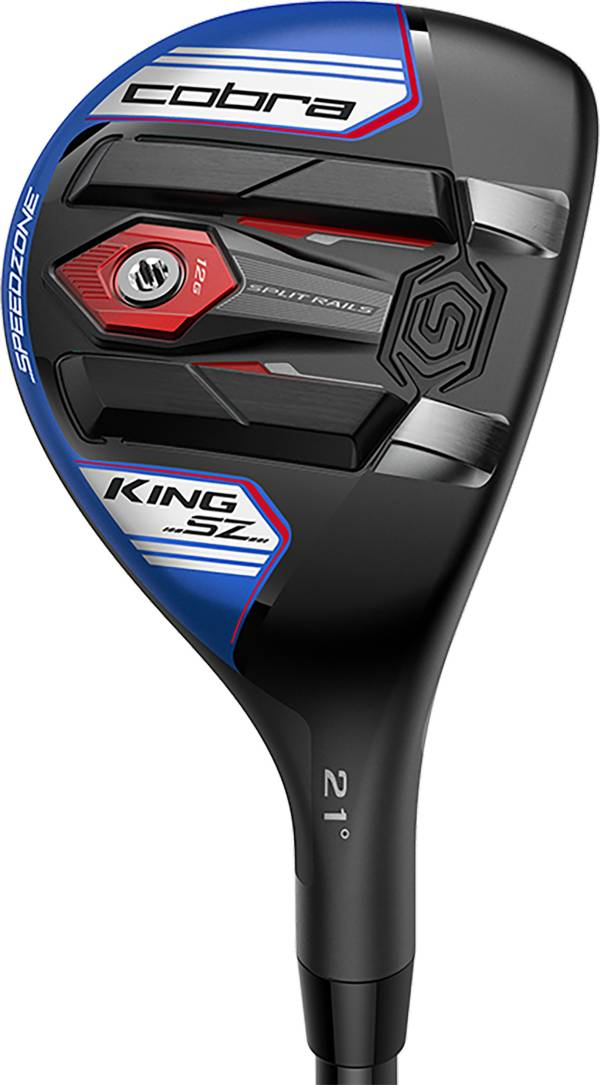 Cobra KING Speedzone ONE Length Hybrid – Black/Blue product image