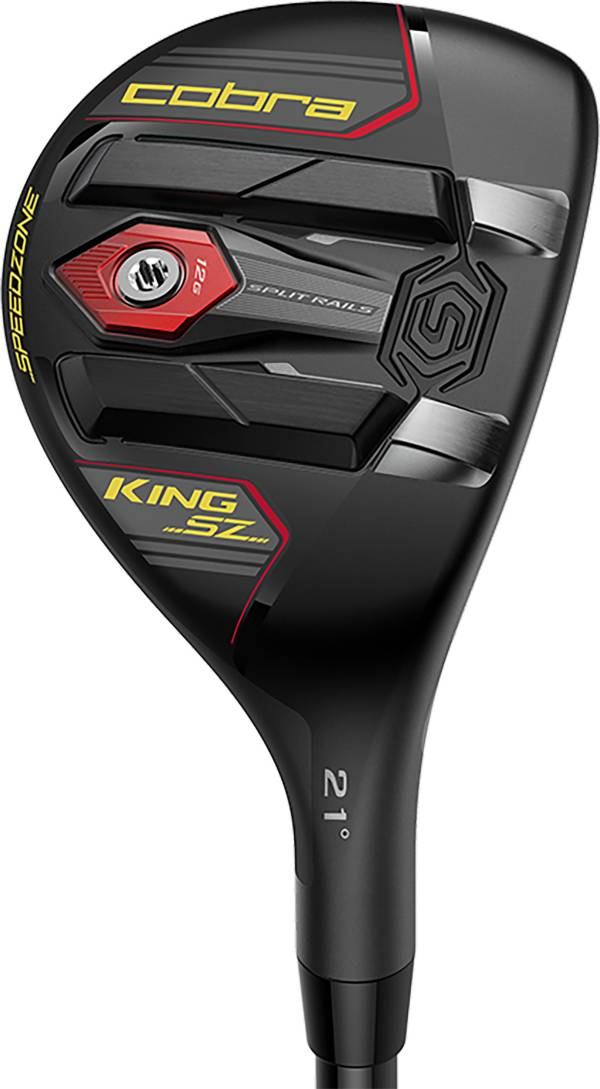 Cobra KING Speedzone Hybrid – Black/Yellow product image