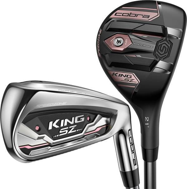 Cobra Women's KING Speedzone Hybrid/Irons – (Graphite) product image