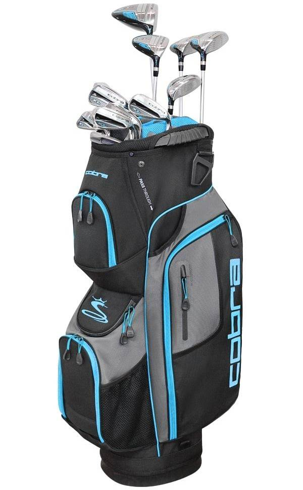 Cobra Women's XL Speed 13-Piece Complete Set - (Graphite) product image