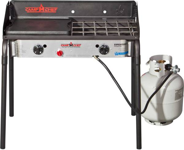 Camp Chef Expedition 2X Double Burner Stove product image